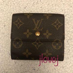 💯 Authentic Louis Vuitton Bifold Wallet
